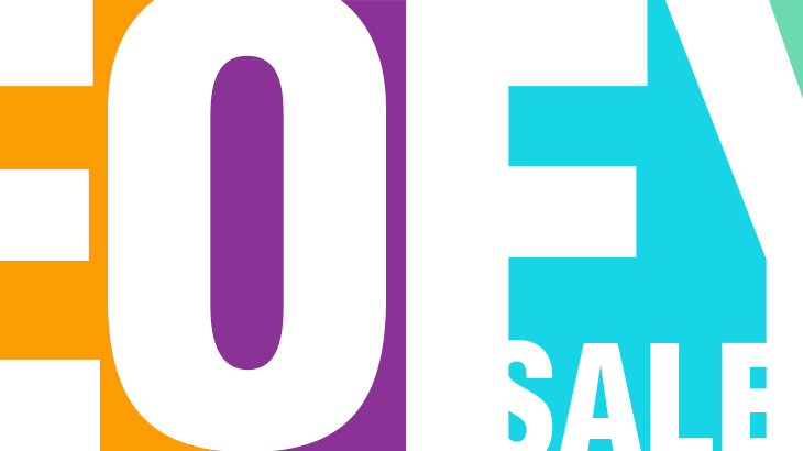 EOFY Sale. Save up to 80%