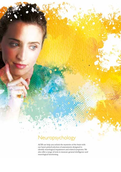 Clinical assessments - Neuropsychology