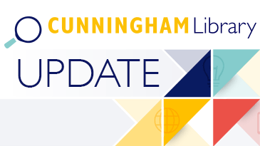 Cunningham Library Update