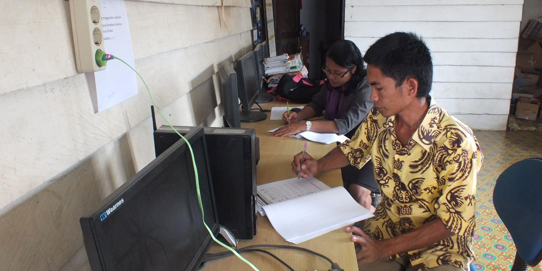 COVID-19 and Papua's education momentum