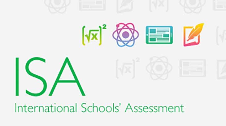 ISA - International Schools' Assessment