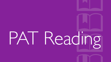 PAT-R - Progressive Achievement Tests in Reading