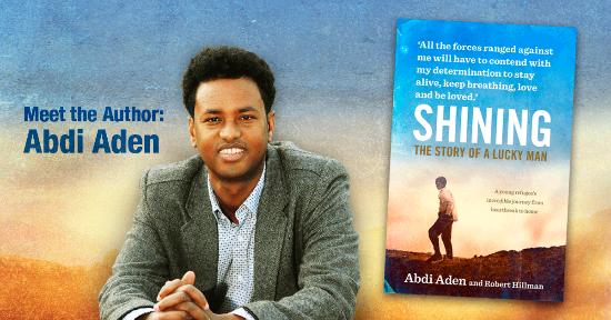 Meet the Author: Abdi Aden