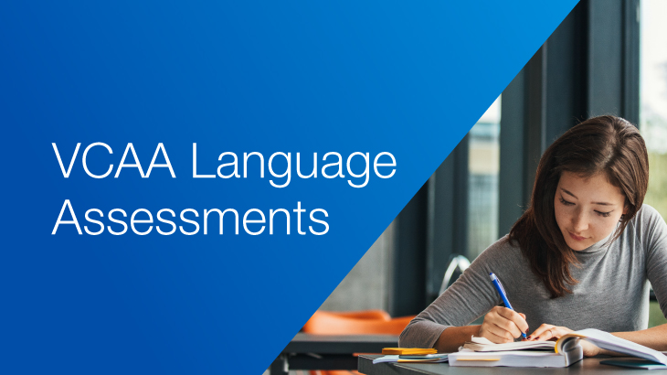 VCAA Languages Assessments