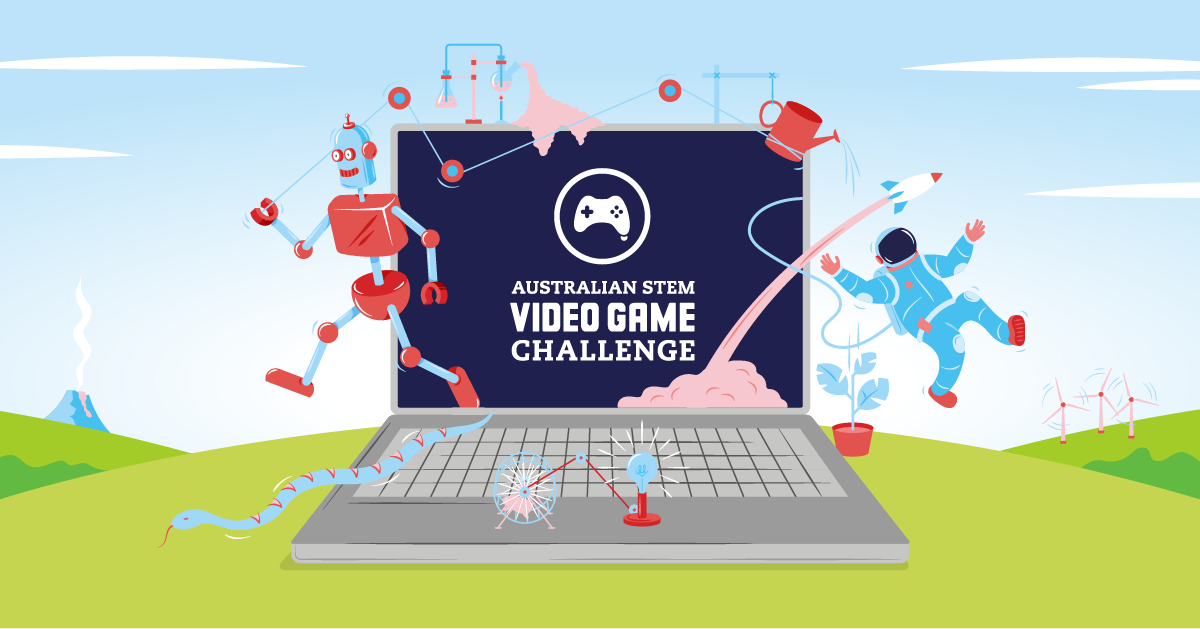 Creativity the winner in student video game coding challenge