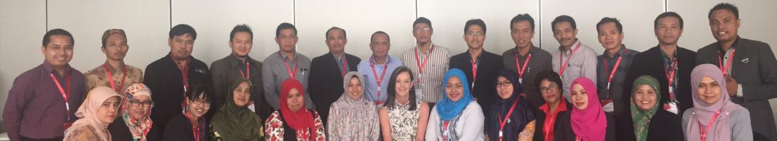 Assessment Workshops for Visiting Indonesian Educators
