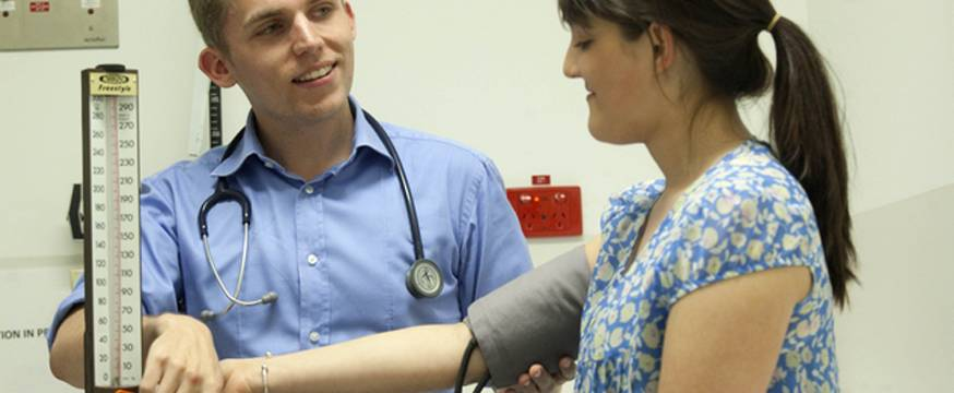 Healthy prognosis for medical assessment