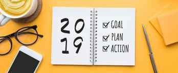 New Year, New Goals: How To Achieve Your Career Goals in 2019