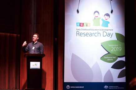 ECED Research Day – ACER Indonesia and UNICEF Joint Research on Early Child Education and Development