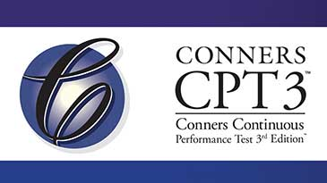CPT 3 - Conners Continuous Performance Test 3