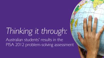 PISA 2012 problem-solving assessment