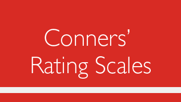 Conners' Rating Scales 3rd Edition