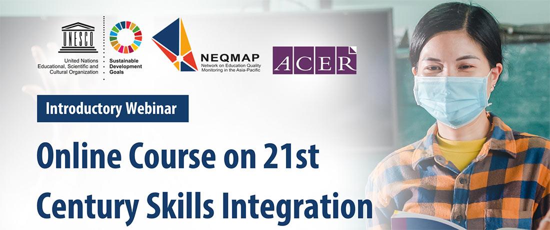 Online Course on 21st Century Skills Integration
