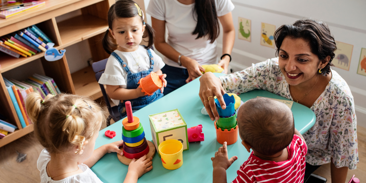 Theory vs reality in early childhood education and care