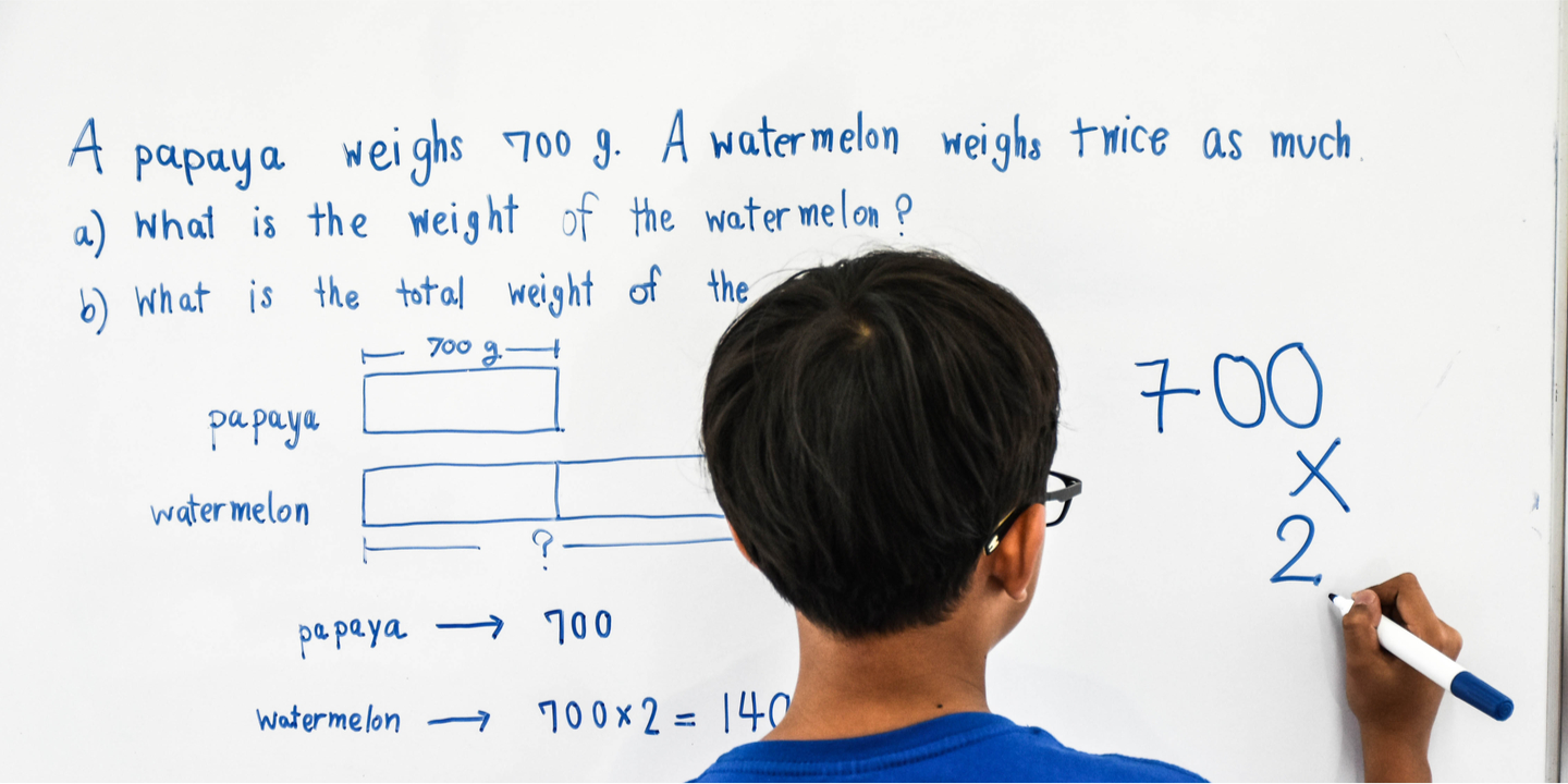 Dave Tout says traditional mathematical word problems disregard and challenge student's sense making.