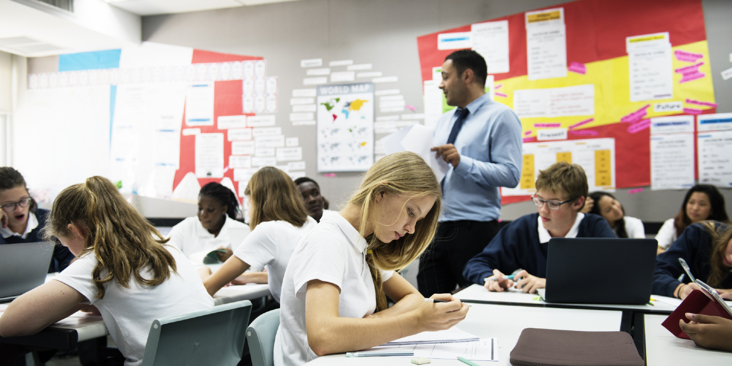 1 in 4 Australian Year 8s have teachers unqualified in maths — this hits disadvantaged schools even harder