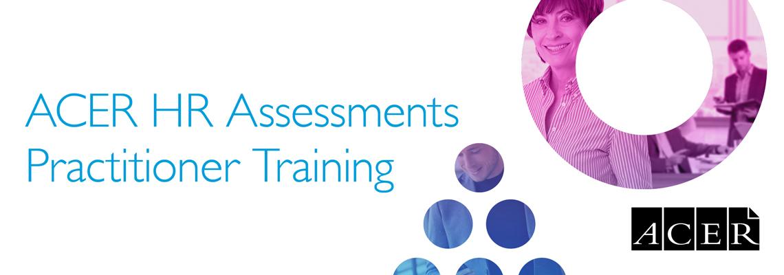 ACER HR Assessments Certification Workshop