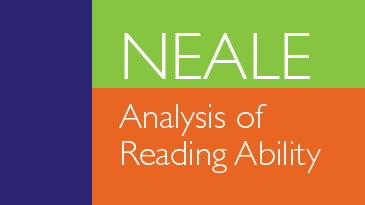 Neale Analysis of Reading Ability